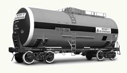 Цистерна железнодорожная
